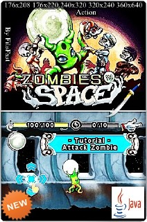 Zombies in Space / Зомби в космосе