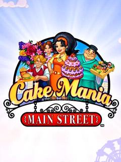 Cake Mania: Main Street - Тортомания