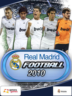 Real Madrid Football 2010 3D