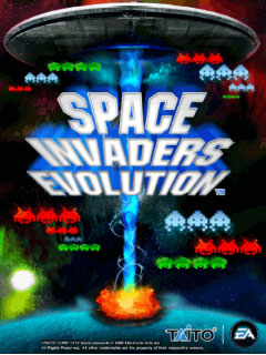 Space Invaders - Evolution