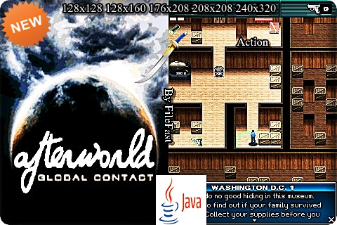 Afterworld Global Contact / Загробном Мире Global Contact