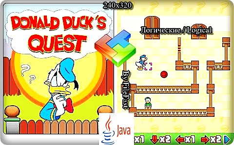 Donald Duck's Quest (Disney) / Квест Дональда Дака