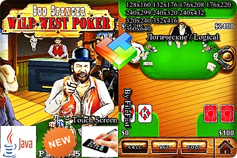 Bud Spencer: Wild West Poker / Бад Спенсер: Покер на Диком Западе