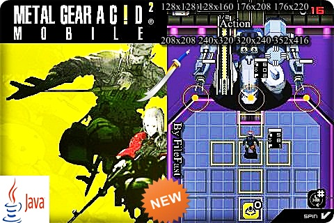 Metal Gear Acid 2 / Кислотный механизм