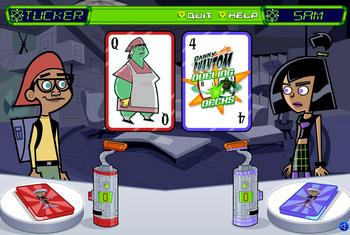 Danny Phantom Dueling Decks